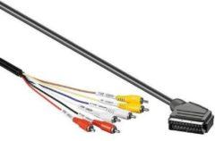 Goobay AVK 197-150 1.5m 1,5 m SCART (21-pin) 6 x RCA