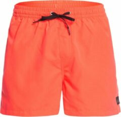 "Koraalrode Quiksilver Everyday Volley 15"" Boardshorts oranje"