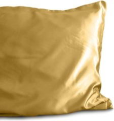 Goudkleurige Sleeptime Beauty Pillow - Kussensloop - Skin Care - 60x70 cm - Goud