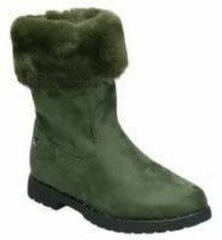 Groene Boots en enkellaarsjes 55876 by Xti