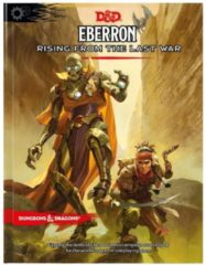 Dungeons and Dragons D&D 5e - Eberron - Rising From the Last War