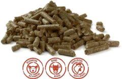 Bruine Tepro 8557 Geperste Rookhoutkorrels Mesquite 1KG