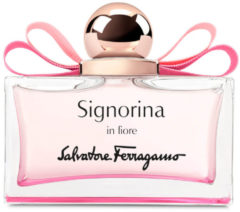 Salvatore Ferragamo Signorina In Fiore - 100 ml - eau de toilette spray - damesparfum