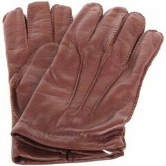 Bruine Handschoenen Mario Portolano 101/B