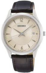 Seiko herenhorloge Quartz Analoog 39,4 mm SUR421P1