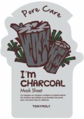 Tonymoly - I'm Real Charcoal Sheet Mask 21g