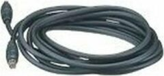 Canon Connecting Cord 3m Zwart firewire-kabel