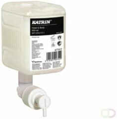 Handzeep Katrin 47543 Head & Body 500ml