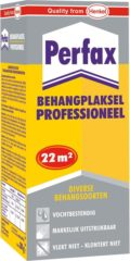 Transparante Dutch Wallcoverings Perfax Professioneel Behanglijm Behangplaksel - 200 Gram - Wit