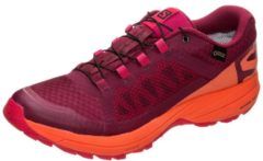 Rosa XA Elevate GTX Trail Laufschuh Damen Salomon beet red / nasturtium / virtual pink