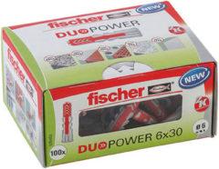 Fischer 2-componenten plug 30 mm 6 mm 535453 100 stuk(s)