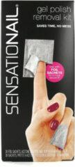 Rode Sensationail Removal Wraps - Gel nagellak