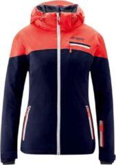 Marineblauwe Maier Sports Coral Flash dames ski jas marine