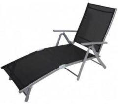 Somultishop Ligstoel, relaxstoel, tuinstoel , Acapulco