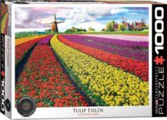 Eurographics Puzzel - Tulpenvelden in Holland - 1000st.