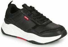 Levi's Levi Sneakers - Maat 38 - Vrouwen - zwart