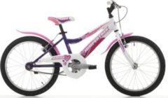 20 Zoll Cinzia Ariel Girl Mädchen... violett-weiß