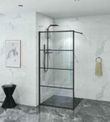 Star & Art | Douchewand Luxuryline | Manhattan | 120 × 200 cm | Met Helder Veiligheidsglas En Nano Coating |