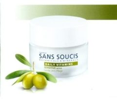 Sans Soucis Pflege Daily Vitamins Sensitive Detox Sanfte 24-h Pflege 50 ml