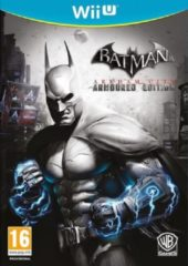 Warner Bros. Entertainment Batman: Arkham City - Armored Edition /Wii-U