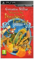 Sony Geronimo Stilton 2: Return To The Kingdom Of Fantasy
