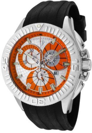 Afbeelding van Swiss Legend SL-10064-06 Heren Horloge
