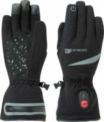 Zwarte 30seven | Verwarmde fietshandschoenen voor heren en dames met Batterij | Waterproof | Touchscreen tip | XL