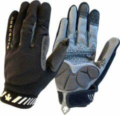 Descente Hybrid Fietshandschoenen Zwart - Maat XL
