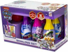 Sambro Paw Patrol bowlingset kinderen - bowlen spel voor kinderen vanaf 3 jaar