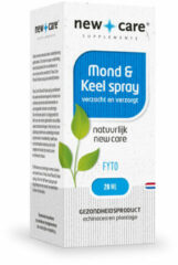 Newcare Fyto Mond Keel Spray 20ml