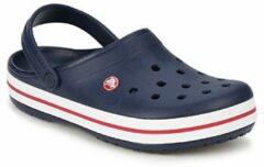 Marineblauwe Crocs Slipper Crocband voor kinderen - Marineblauw