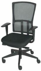 Zwarte SKEPP RoomForTheNew Bureaustoel 700 NEN- Bureaustoel - Office chair - Office chair ergonomic - Ergonomische Bureaustoel - Bureaustoel Ergonomisch - Bureaustoelen ergonomische - Bureaustoelen voor volwassenen - Bureaustoel ARBO - Gaming stoel - Thui