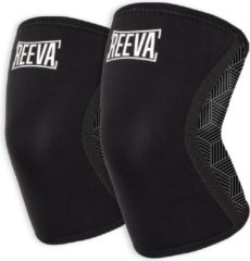 Reeva Sportgear Reeva Knee Sleeves - Knie Bandages - 7 mm - XL
