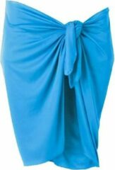 Beco Rok Pareo Dames 165 X 56 Cm Polyester Turquoise
