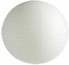Witte HAY Rice Paper Shade Lampenkap Ø 80 cm