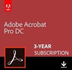 Adobe Acrobat Pro DC - 1 Apparaat - 3 Jaar - Multi Languages - Windows / Mac Download