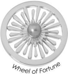 Quoins Disk QMB-61M-E Wheel of Fortune staal zilverkleurig (M)