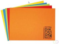 Schetsboek Papyrus 240x320mm 120gr 32vel