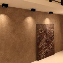 HOFTRONIC™ LED opbouwspot Zwart Rechthoek Duo - Dimbaar en Kantelbaar - incl. 2x 5W GU10 Spot - Plafondspot Esto - Geschikt voor Binnengebruik