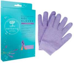 Treets hydraterende gel handschoenen lavendel