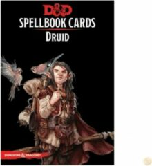 Dungeons and Dragons D&D Spellbook Cards: Druid (131 cards)