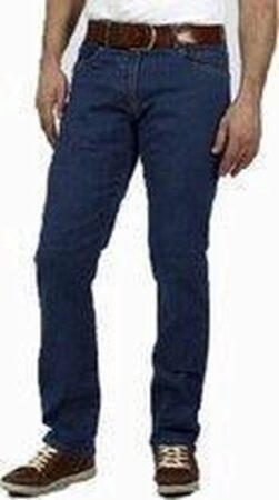 Afbeelding van DJX BASIC DJX Heren Jeans Model 221 Regular - Kleur: Medium Stone - Maat: 42/30