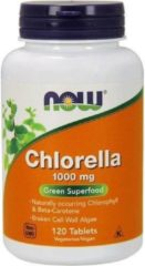 Chlorella 1000mg Now Foods 120tabl