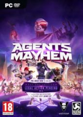 Koch Media Agents of Mayhem (Day One Edition) (incl. 6 Character Skins) PC (KMG595.BX.RB)