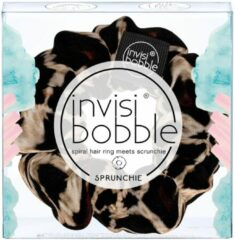 Invisibobble - Sprunchie - Purrfection (Leopard / Panterprint Scrunchie)