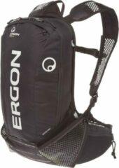 Ergon - BX2 Evo 10 - Fietsrugzak maat 10 l, zwart/grijs