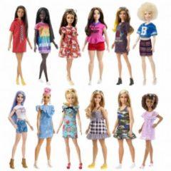 Roze Barbie Fashionistas Pretty In Python Pop