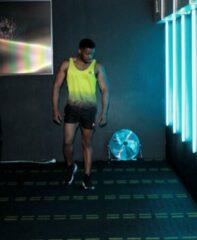 AA Fitness Gear Gym vest - Stringer - Heren Top voor Fitness & Training - Performance Gear - Geel - S