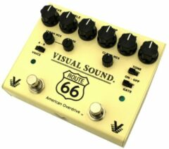 Truetone Route 66 V3 American Overdrive effectpedaal