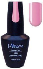 Roze Mixcoco # 003 Poppy Pink - Gel nagellak